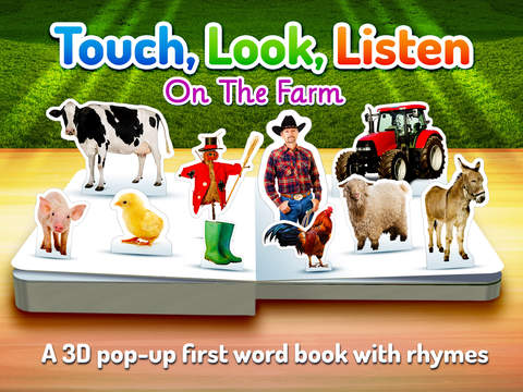 On The Farm ~ Touch, Look, Listen screenshot 6