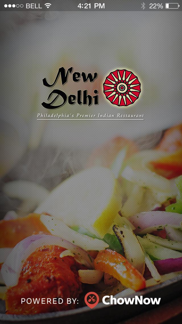 New Delhi Indian Restaurant screenshot 1