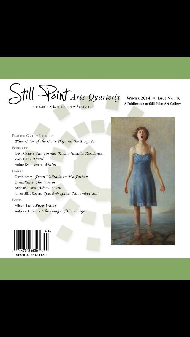 Still Point Arts Quarterly Mag screenshot 1