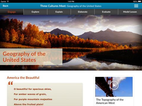 Discovery Education Techbook screenshot 3