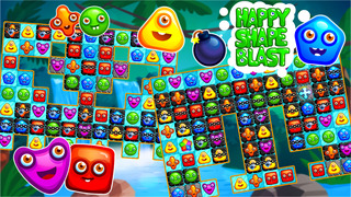 Happy Shape Blast screenshot 1