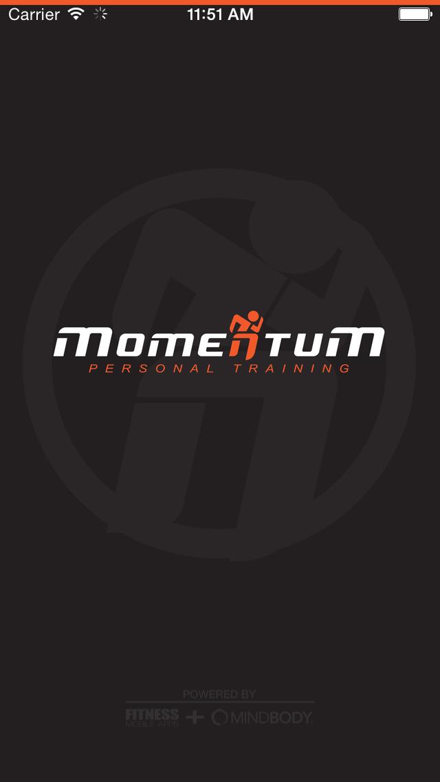 Momentum Personal Training screenshot #1