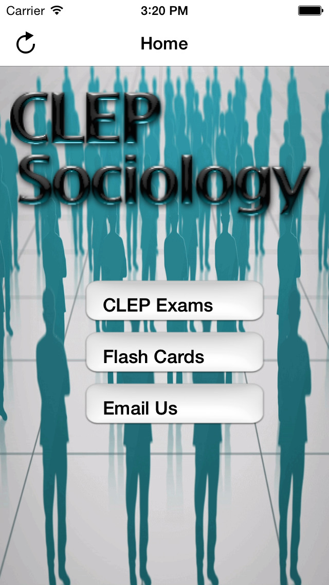 CLEP Sociology Buddy screenshot 1