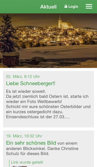 Schneeberg screenshot 1