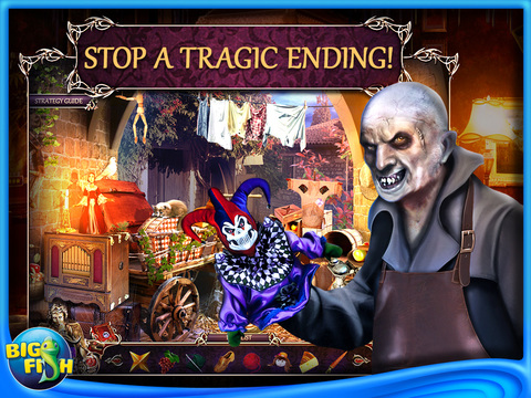 Death Pages: Ghost Library HD - A Hidden Object Game with Hidden Objects screenshot 2