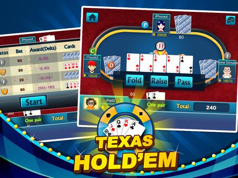 Texas Hold'em - Daily Poke It! screenshot 6