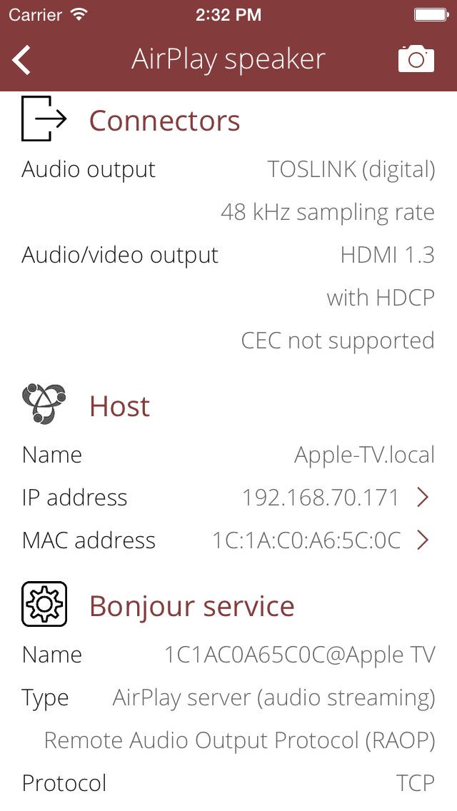 Speaker Discover screenshot 5