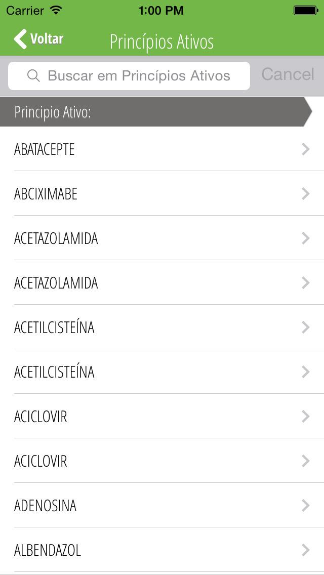 Manual Farmacêutico screenshot 4