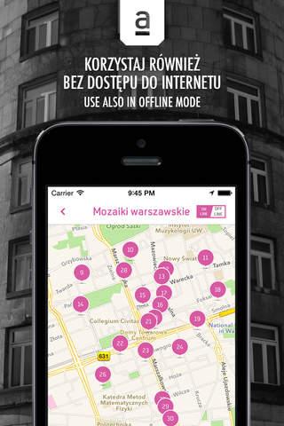 Archimapa - przewodnik po warszawskiej architektur - náhled