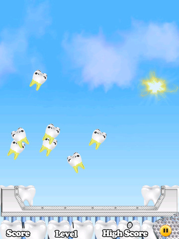 Free Game Plaque Attack Dentist Defense screenshot 9