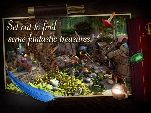 Hidden Object: Peter & Wendy in Neverland (FULL) screenshot 7