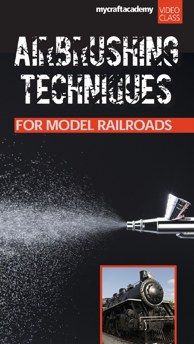 Airbrushing Techniques for Model Railroads screenshot 1