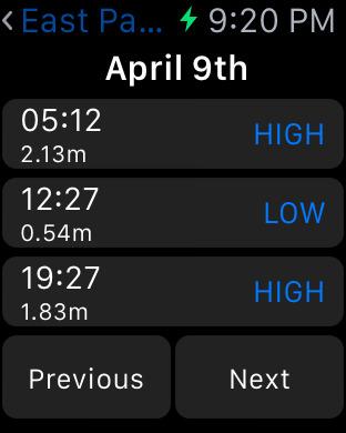 My Tide Times Pro - Tide Chart screenshot 8