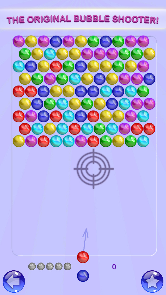 Bubble Shooter - Pop Bubbles screenshot 1