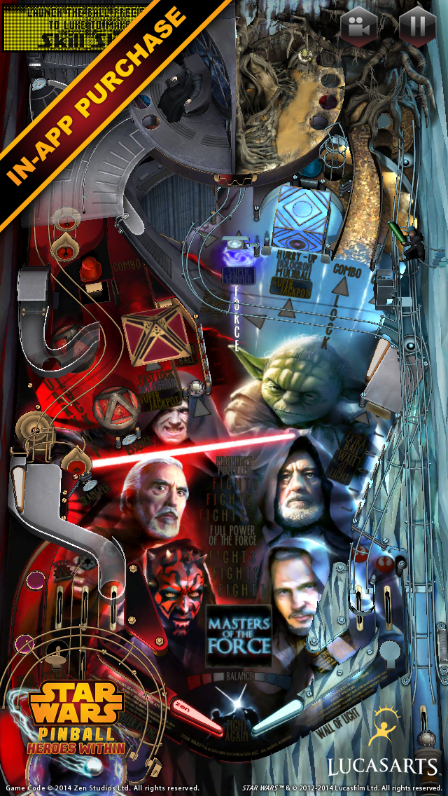 Star Wars™ Pinball 7 screenshot 5