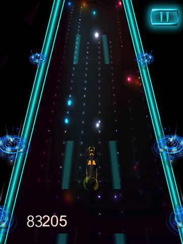 Motorcycle Futuristic Neon PRO : Career End Xtreme screenshot 7