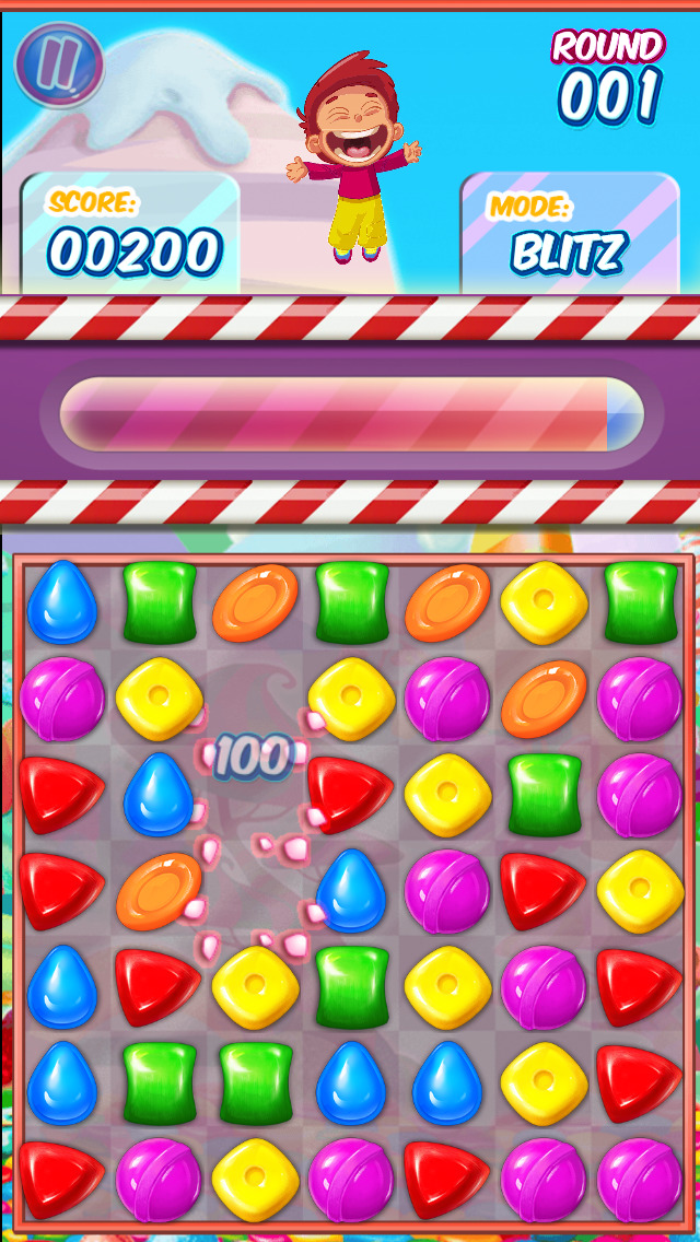 Gummy Adventure screenshot 1