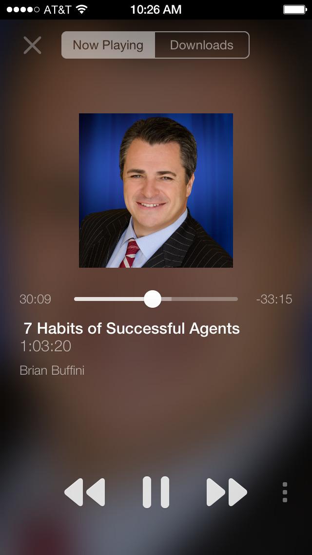 Buffini & Company Peak Producers App screenshot 2