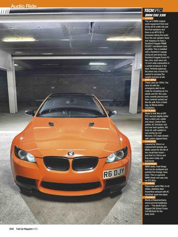 Fast Car Magazine screenshot 5
