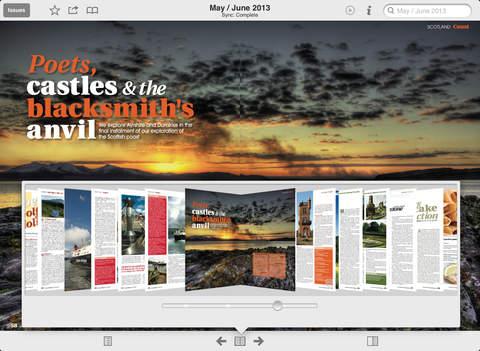 Scotland Magazine screenshot 8