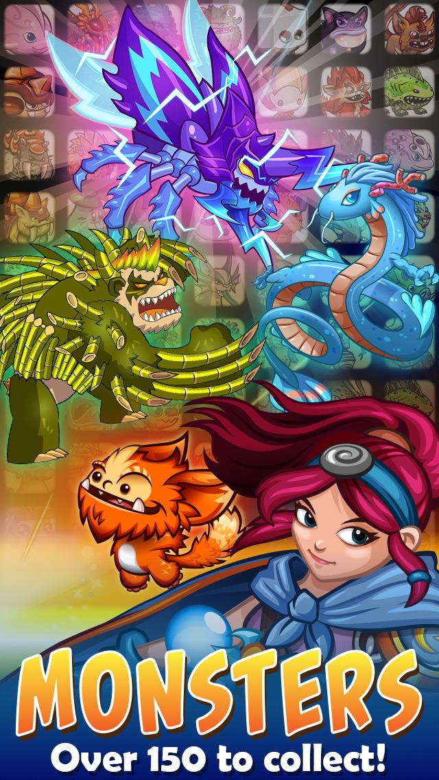 Monster Legacy screenshot 2