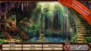 Hidden Objects: Gardens of Time screenshot #3