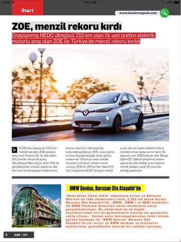 Benzin Magazin screenshot 7