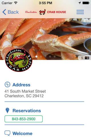 Charleston Crab House - náhled