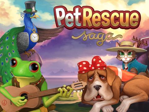 Pet Rescue Saga screenshot #5