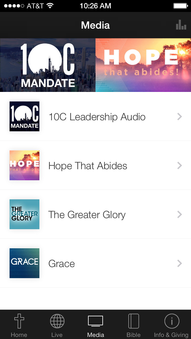 Dwelling Place Church Houston screenshot 2