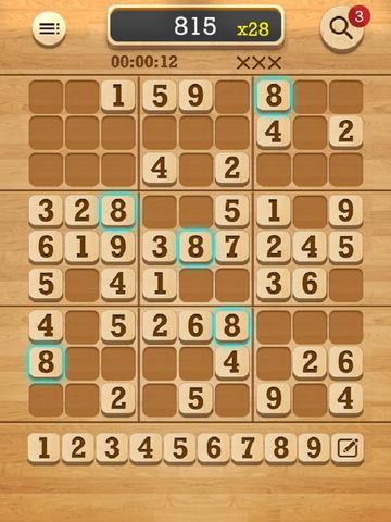 Sudoku Cafe screenshot #1