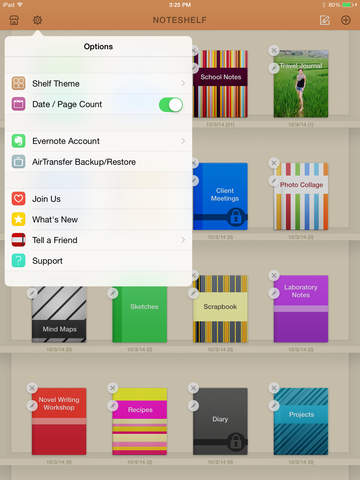Noteshelf screenshot 5