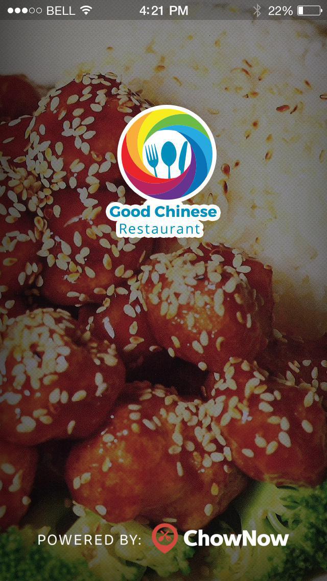 Good Chinese Restaurant screenshot 1