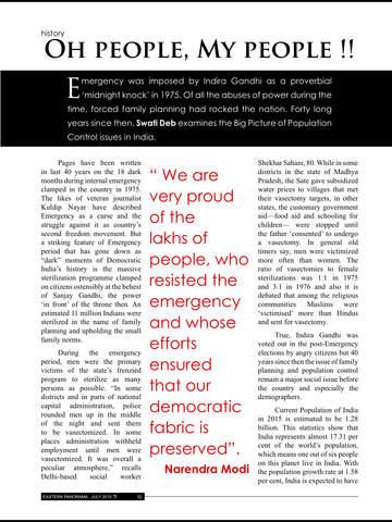 Eastern Panorama Magazine screenshot 9