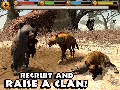 Hyena Simulator screenshot 8