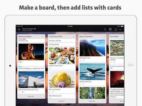 Trello: organize anything! screenshot 7