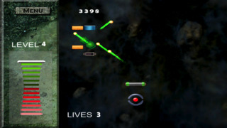Breakout Arkanoid Blocks War screenshot 3