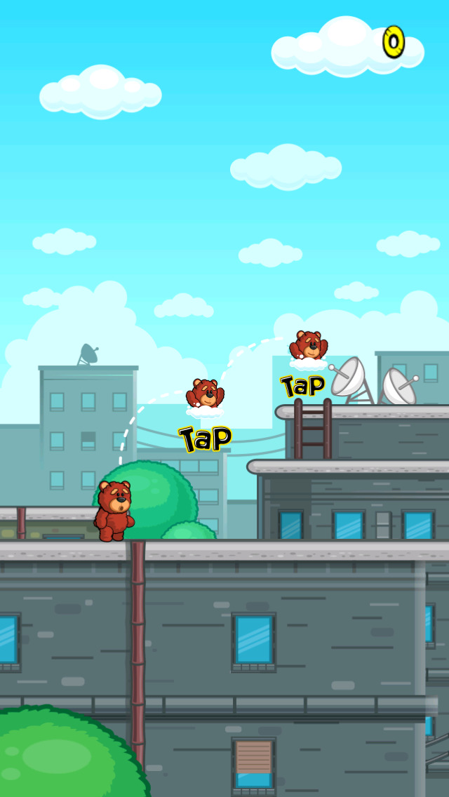 Super Toy Bear Running Game screenshot 3