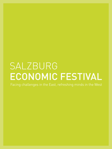 Salzburg Economic Festival screenshot 3
