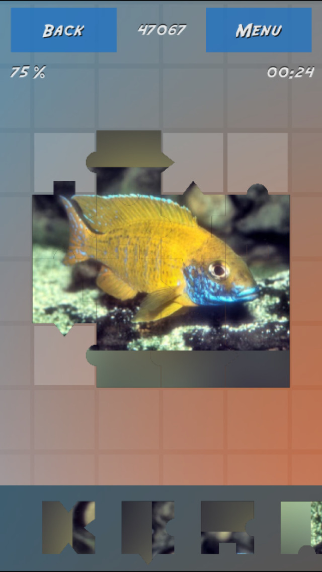 Puzzles Fishes screenshot 3
