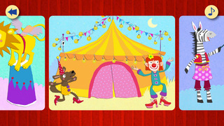My First App - Circus screenshot 1