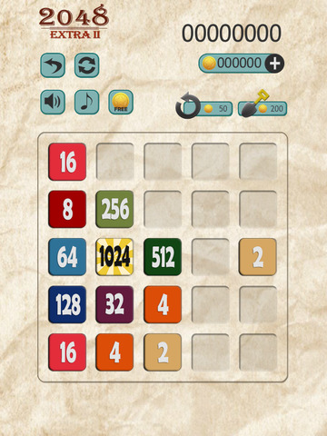 2048 Extra 2 screenshot 8