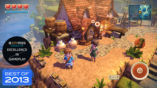 Oceanhorn ™ screenshot #1