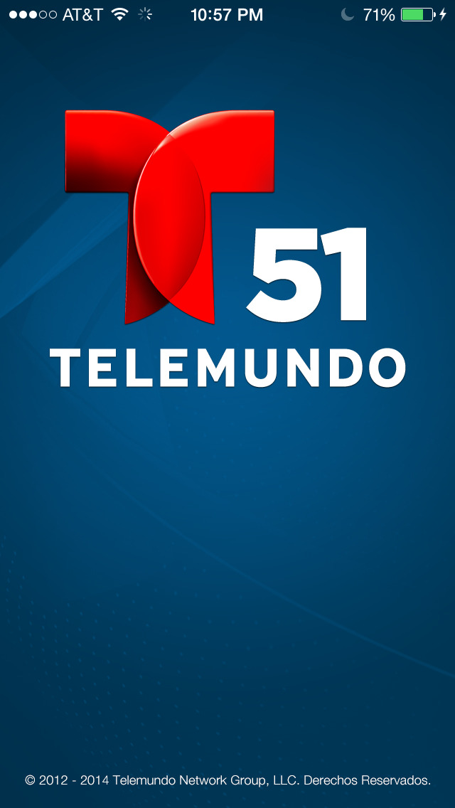 Telemundo 51 screenshot 1