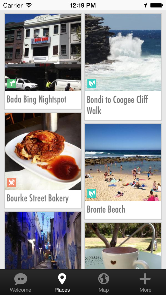 Sydney Urban Adventures - Travel Guide Treasure mApp screenshot 2