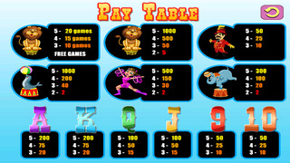 Ace Circus Slots - Jackpot Casino Games Free screenshot 3