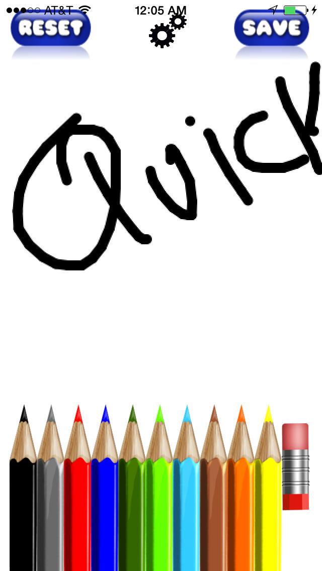Quick Brush screenshot 1