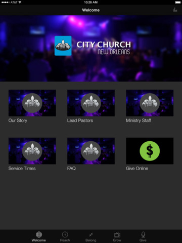 City Church App screenshot 4
