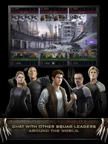 The Hunger Games: Panem Rising screenshot 9