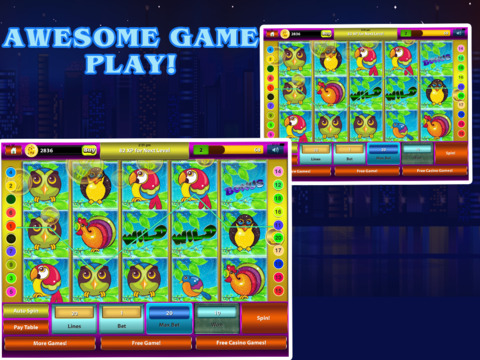 Awesome City Jackpot Slots Pro screenshot 8